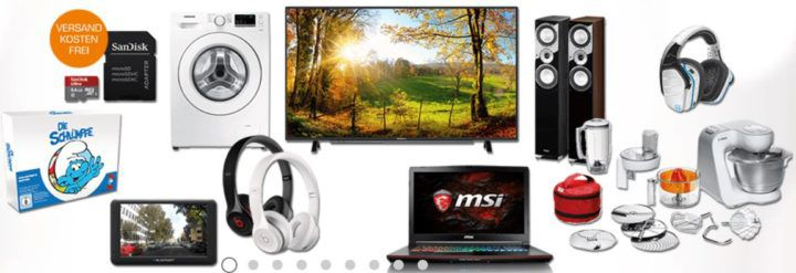 Saturn Super Sunday Deals: z.B.  Magnat Quantum 675 Standlautsprecher statt 210€ für 149€
