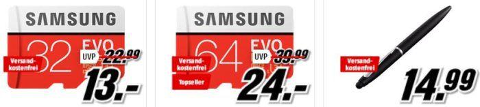 Media Markt Smartphone Fieber + Adidas Fußball: z.B. HTC U Ultra 128 GB für 399€