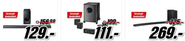 Media Markt Heimkino Angebote: z.B. SAMSUNG 55 Zoll FHD TV für 649€