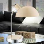 NoName Metall Tischlampe 39cm für nur 12,90€