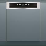 BAUKNECHT BKBC 3C26 X teilintegrierbarer Geschirrspüler für 299€ (statt 379€)