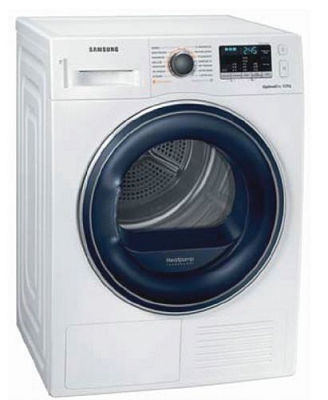 Samsung DV81M50103W Wärmepumpentrockner für 499€ (statt 559€)