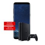 Samsung Galaxy S8 + PlayStation 4 Slim (500 GB) für 49€ + Vodafone Allnet-Flat mit 1 GB Datenvolumen für 24,99€ mtl.