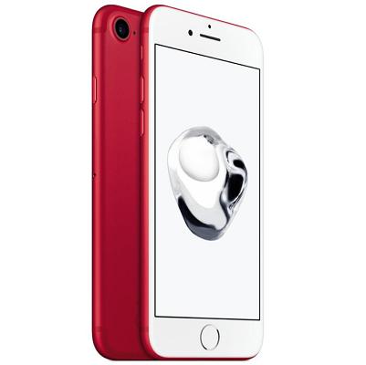 iPhone 7 mit 256GB RED Special Edition für 666€ (statt 789€)