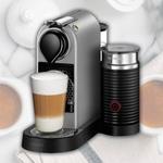 Krups Nespresso XN760B New CitiZ&milk Kaffeekapselmaschine ab 129,90€ + 40€ Kaffeeguthaben