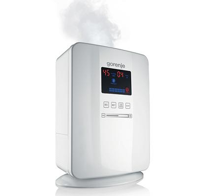 Gorenje HighEnd H50DW Luftbefeuchter für 69,90€ (statt 92€)