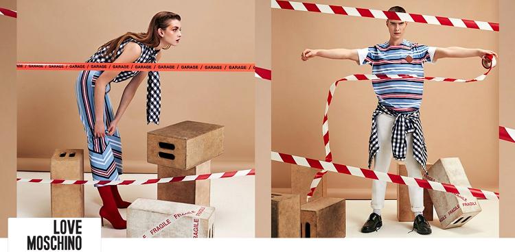 Love Moschino Sale mit bis zu 62% Rabatt bei Vente Privee   z.B. Kleider ab 75,90€