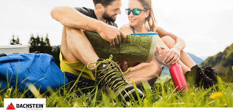 Dachstein Trekking und Outdoor Sale   z.B. Skylite Herren Vibram Schuhe für 42,90€ (statt 55€)