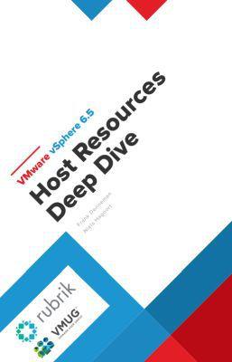 VMware vSphere 6.5 Host Resources Deep Dive (Ebook) gratis