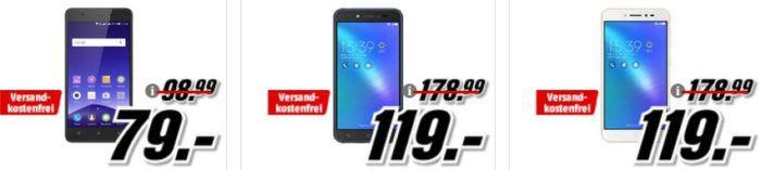 Media Markt Smartphone Fieber: z.B. Blackberry DTEK 60 statt 447€ für 329€ + günstiges Zubehör