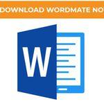 WordMate (1 PC Jahres-Lizenz) kostenlos