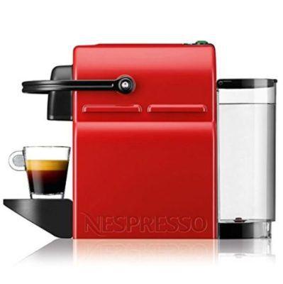 Vorbei! Krups Nespresso XN1005 Inissia Kaffeekapselmaschine für 39€ + 40€ Kapsel Gutschein