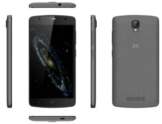 ZTE Blade L5 Plus 8 GB Android 5 Dual SIM Smartphone für 49€ + gratis Adidas Fußball