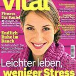 """3 Ausgaben """"vital"""" für 9,75€ inkl. 10€ Gutschein"""