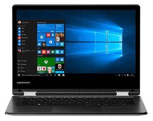 Medion Akoya E2228T   11,6 Zoll Touch Notebook (Intel Atom x5 Z8350, 4GB, 64GB) für 149,95€   B Ware!
