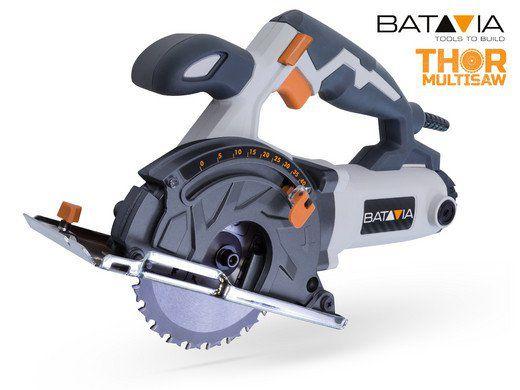 Batavia Thor Multifunktions Tauchsäge mit 800 W für 85,90€ (statt 115€)