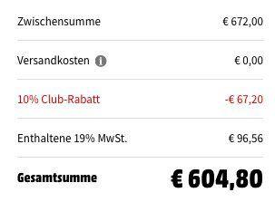 🔈 Sonos SUB Subwoofer in Schwarz oder Weiss ab 604,80€ (statt 661€)