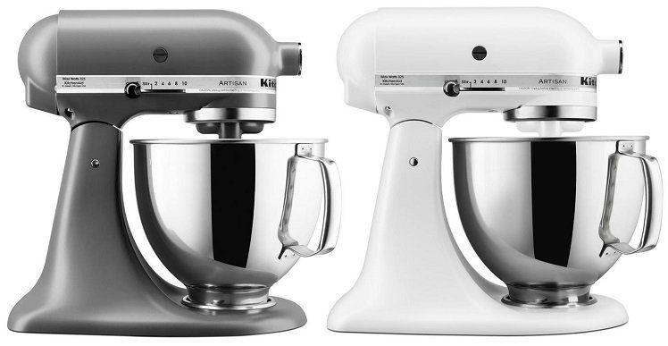 Kitchenaid Artisan   Küchenmaschine 5KSM150 für 344,04€ (statt 389€)
