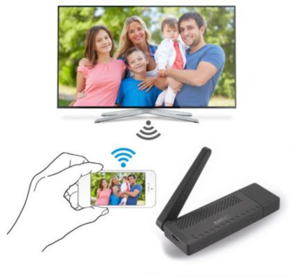 emtec 74530   Wireless HDMI TV Android Streaming Dongle für 9,99€