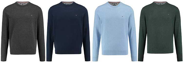 Tommy Hilfiger Herren Pullover Pima Cotton Cashmere für 67,92€ (statt 99€)