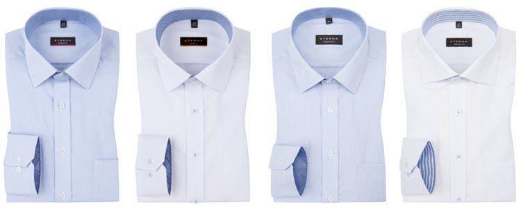 ETERNA Hemden ab 25€ + 10€ Gutschein ab 80€