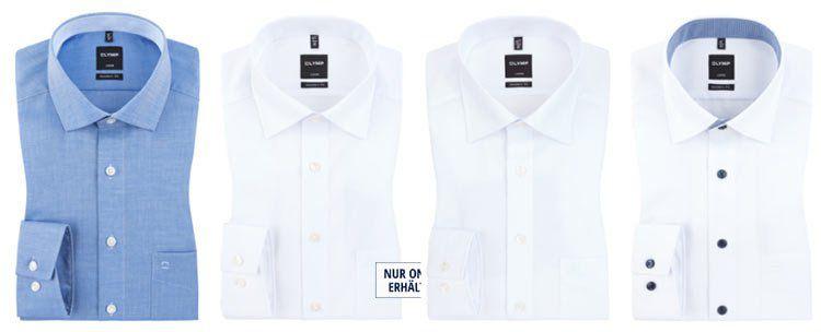 Hemden von OLYMP ab je 25€ + 10€ Gutschein ab 80€ 71a78f1ee9