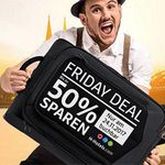 H Hotels Friday Deal: bis zu 50% Rabatt ab 2 ÜN + Gold Status (inkl. 1000 HotMiles)