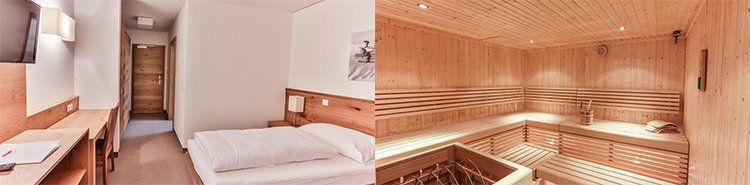 2 ÜN mitten im Skigebiet Axamer Lizum (AT) inkl. HP, Wellness & Skipass ab 209€ p.P.