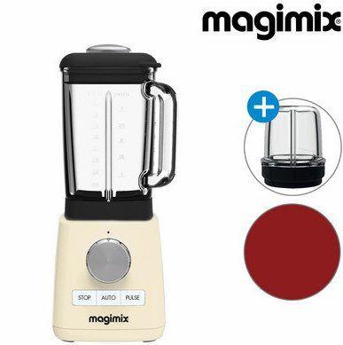 Magimix Le Blender   Mixer mit 1.200 Watt für 108,90€ (statt 177€)