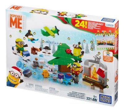 Weihnachts Artikel bei Top12.de   z.B. Mattel Mega Blocks CPC57 Adventskalender Minions für 7,12€ (statt 20€)