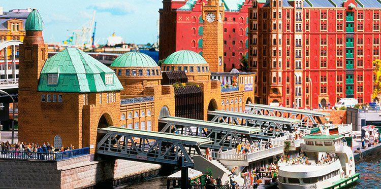 1 ÜN bei Hamburg inkl. Eintritt im Miniatur Wunderland ab 49€ p.P.