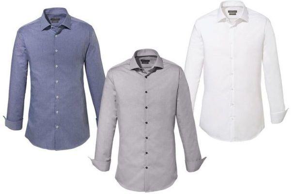 TOP! NOBEL LEAGUE   LIDL Business Herren Hemden für 9,99€ + VSK frei ab 50€