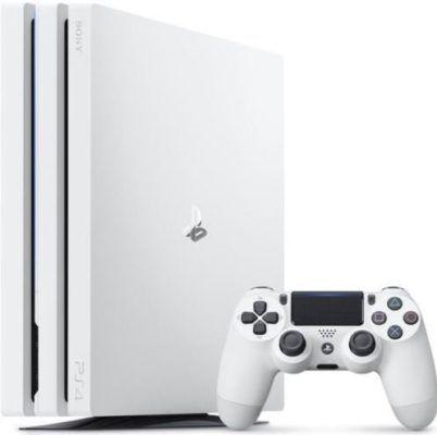 Sony Playstation 4 Pro 1TB weiß für 323,91€ (statt 369€)   eBay Plus