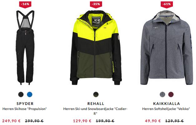 15% auf Winterbekleidung bei engelhorn   z.B. Superdry Herren Skijacke Super SD Multi Jacket für 135,91€ (statt 160€)
