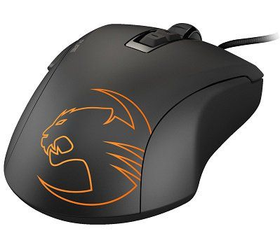 Roccat Kone Pure Owl Eye Optical Gaming Maus (12.000 dpi, 7 Funktionstasten) ab 35€ (statt 57€)
