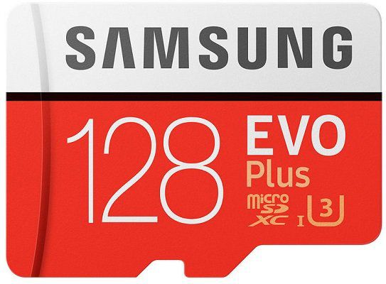 Samsung MicroSDXC EVO Plus   128GB  Speicherkarte ab 39,95€ (statt 51€)