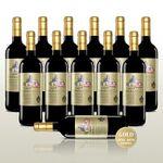 12 Fl. Rotwein – Castell Colindres Reserva (2011) für 49,90€ (statt 83€)