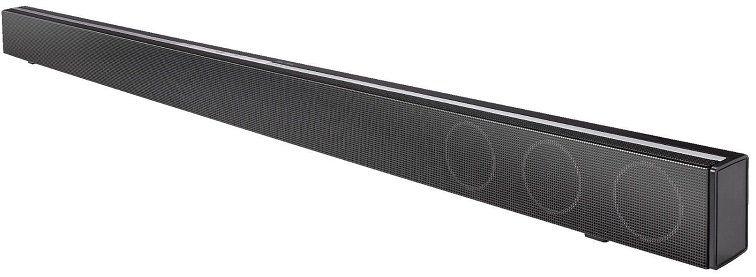 LG SJ1   2.0 Soundbar mit Bluetooth und 40 Watt für 39,99€ (statt 75€)