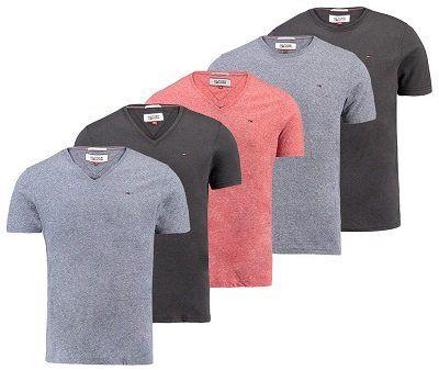 Tommy Hilfiger Original Melange T Shirt für 19,90€