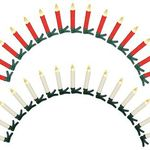 CHRISTmaxx Kerzenzauber Deluxe kabelloses 15er-Set für 14,99€ (statt 25€)