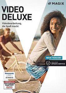 MAGIX Video Deluxe 2018   Videoschnittprogramm mit 1 Jahr Update Service für 44€ (statt 56€)
