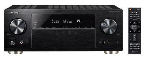 Pioneer VSX 932 B 7.2 Kanal Receiver mit 7x130 Watt Dolby Atmos & DTS:X für 299€ (statt 355€)