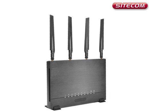 Sitecom WLR 9500 AC2600 Dual Band Router für 85,90€ (statt 150€)
