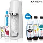 SodaStream Spirit Wassersprudler + 3 Extraflaschen für 65,90€ (statt ~120€)