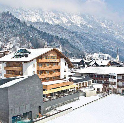 2 ÜN in Tirol inkl. Vollpension, Spa & Fitness ab 139€ p.P.