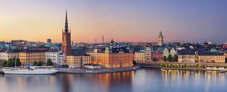 2ÜN in Stockholm direkt in der Altstadt inkl. Frühstück & Welcome Drink ab 139€ p.P.