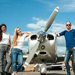 Top! günstige Gutscheine für die Mitflugzentrale Wingly: 200€ für 120€ o. 500€ für 300€