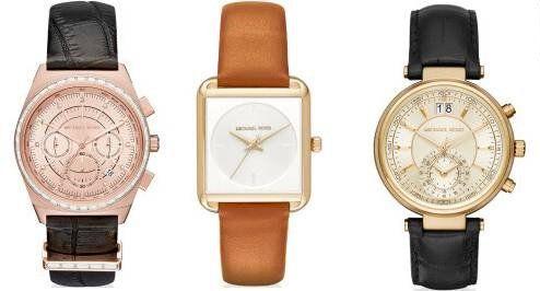 Michael Kors Uhren bei vente privee   z.B. Damenuhr MK2496 für 116,40€ (statt 139€)