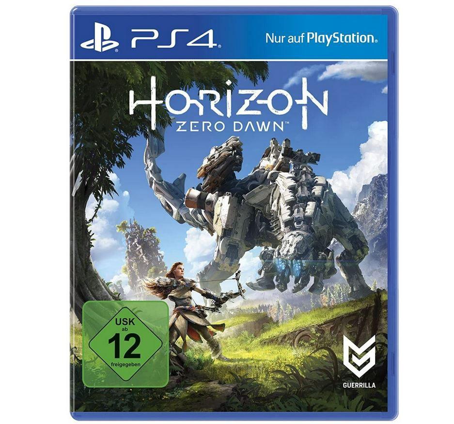 Horizon Zero Dawn – Complete Edition (PS4) für 9,99€ (statt 17€)
