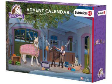 Schleich Horse Club Adventskalender Pferde für 23,94€ (statt 30€)